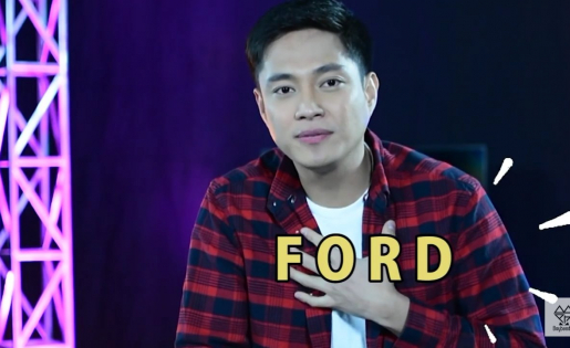 BoybandPH Studio BTS: Getting to know Ford