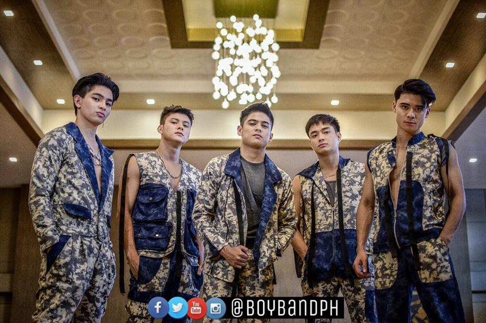 BoybandPH Dances EXO's Love Shot with Vhong Navarro