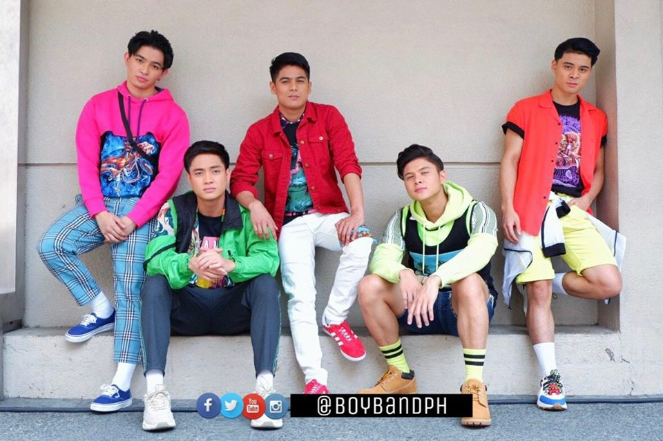 BoybandPH Performs Para Sa Tabi & Pauwi Na Ko with Janine and Jimboy