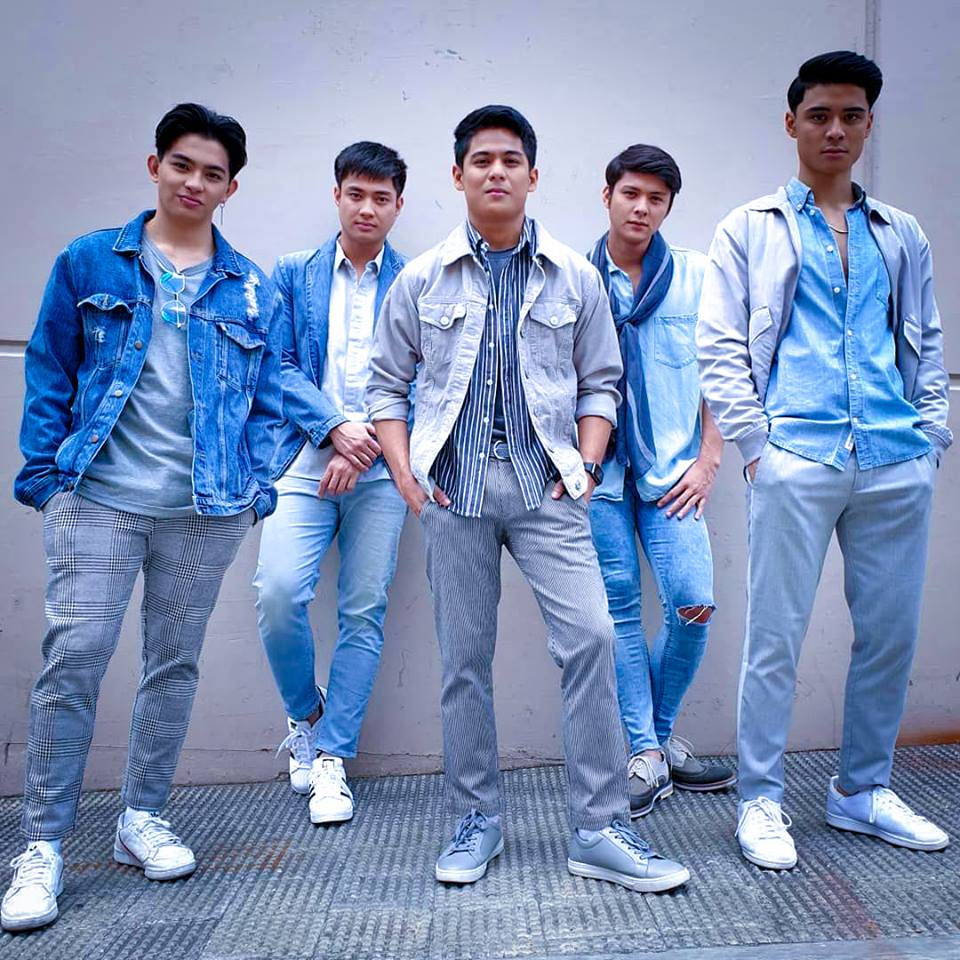 BoybandPH Performs Ulan with Carlo and Aljur on ASAP Natin To